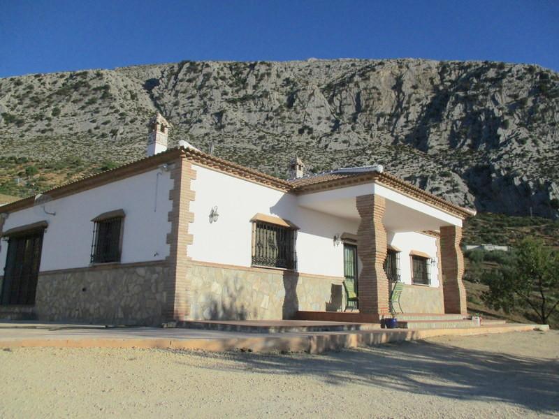 R3208129: Villa - Detached in Valle de Abdalajis