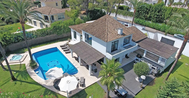 Villas for sale Nueva Andalucia 3