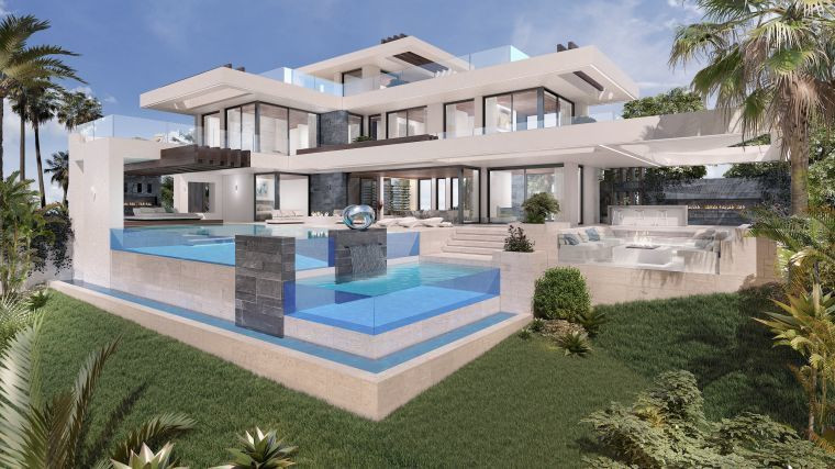 Villas for sale Benahavis 2