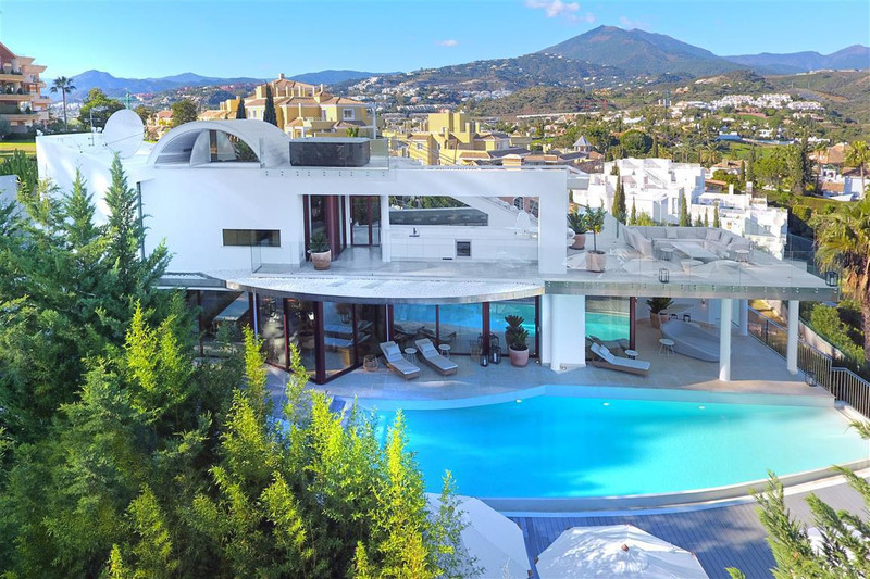 Villas for sale Nueva Andalucia 4