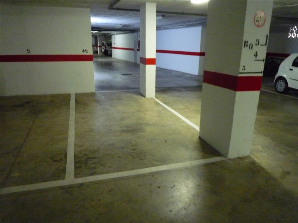 Unique large parking space for sale on level - 1 in Rancho C, Miraflores in Mijas Costa. Surface is , Spain
