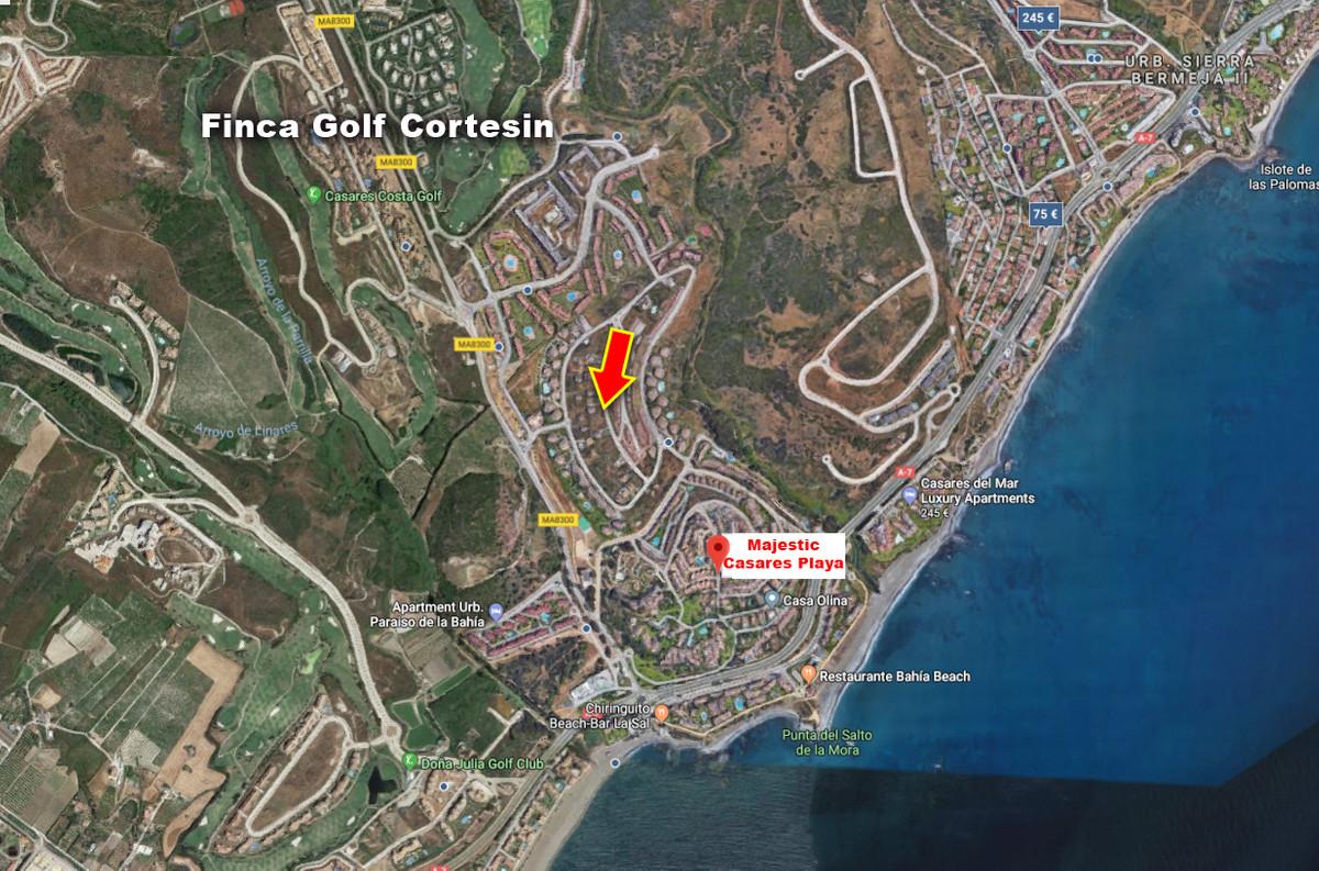 Terrain, Résidentiel  en vente    à Casares Playa