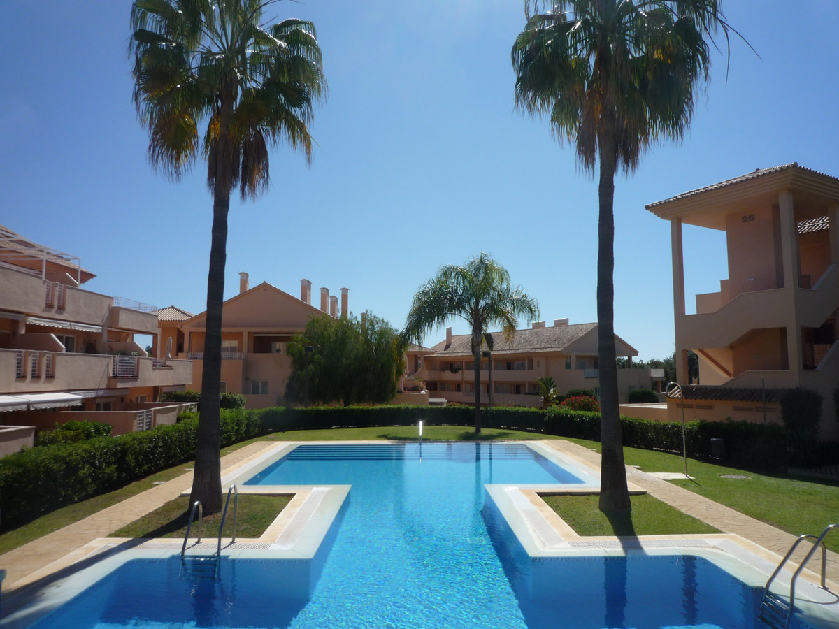 Los Jardines de Santa Maria Golf in Elviria Marbella Duplex penthouse facing east south and west  ce, Spain