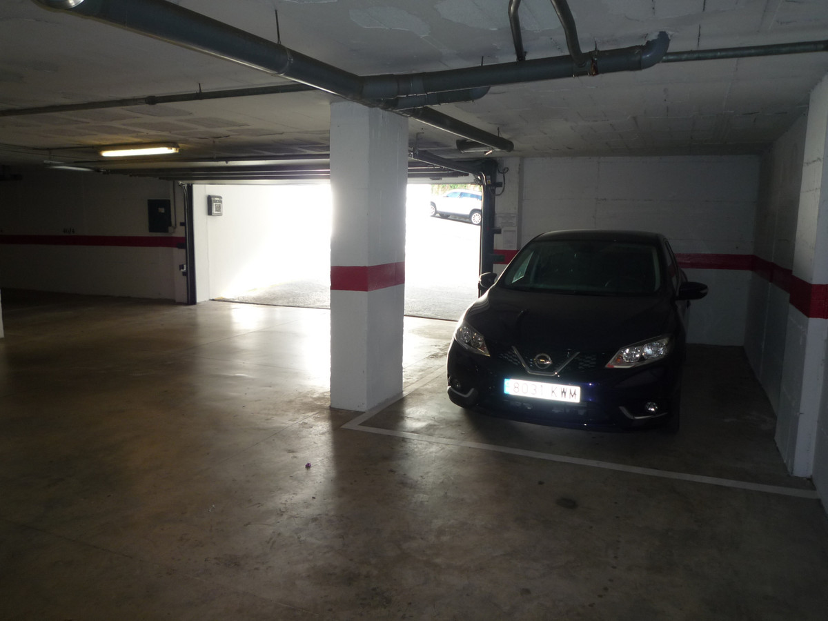 1 parking ( corner ) place in Rancho C, Urb.Miraflores, Mijas Costa. Block 2, adjacent to the entran, Spain