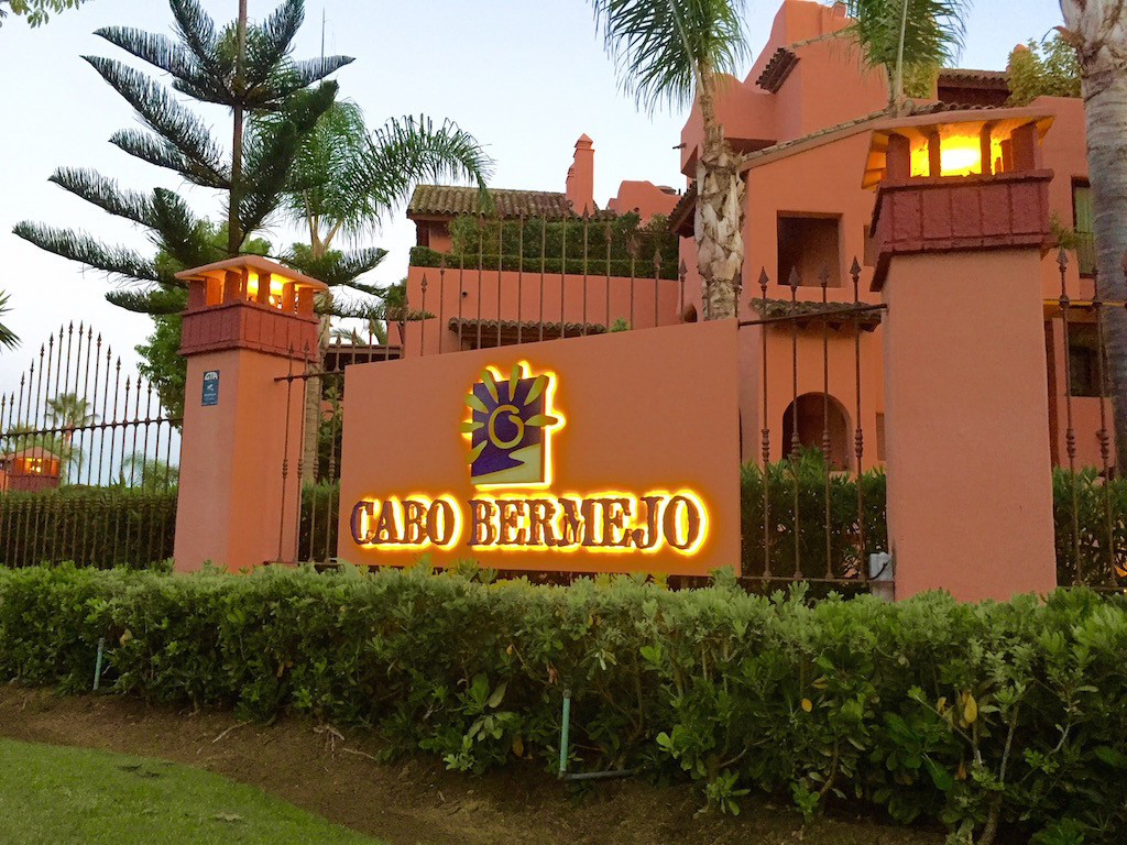 Cabo Bermejo is a well designed 5 star luxury beachfront complex situated in Estepona with dazzling ,Spain