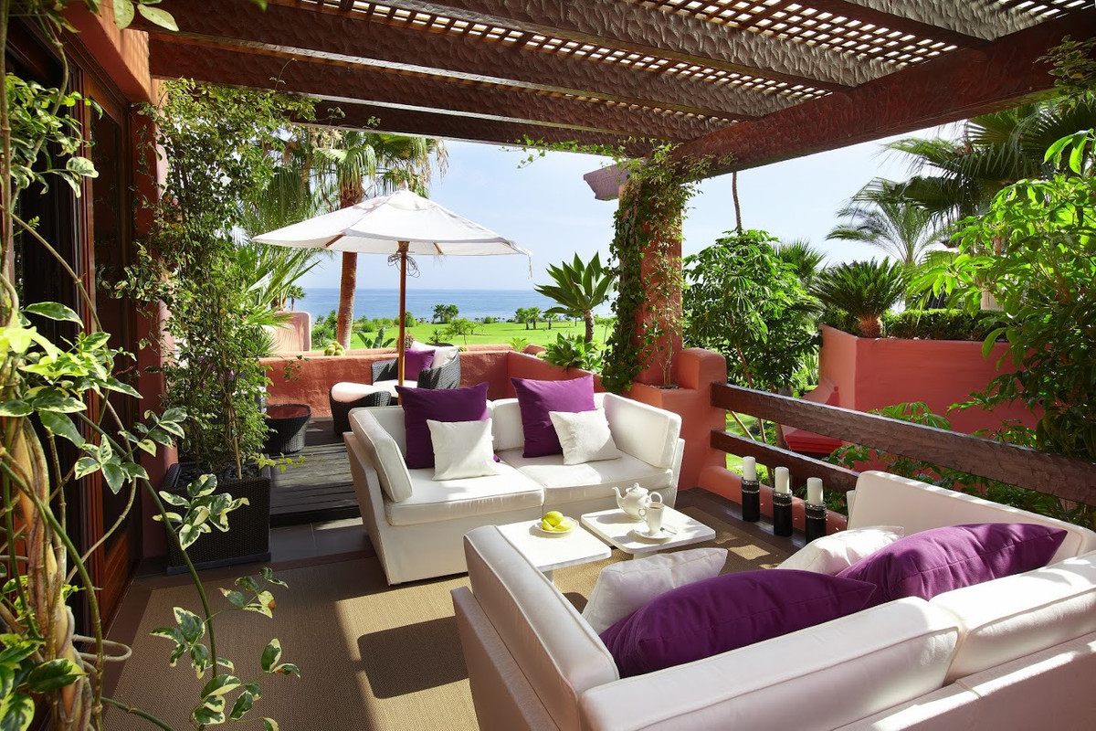 Torre Bermeja is a well designed 5 star luxury beachfront complex situated in Estepona with dazzling,Spain