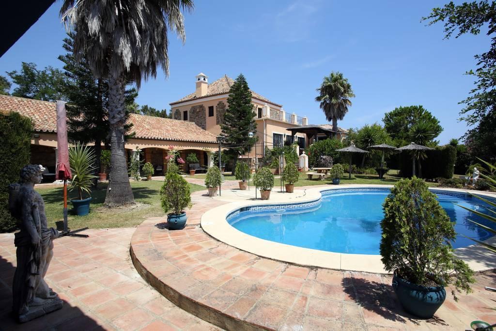 Villa  Finca en vente   à Manilva