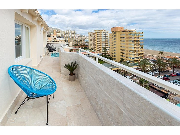 Penthouse i Los Boliches R3120748