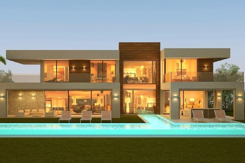 Located front line to Las Brisas Golf Course this sensational property is ideal for discerning peopl, Spain