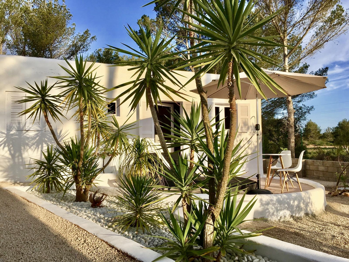 Magnificent south-facing villa on the paradisiacal island of Formentera, surrounded by mature trees ,Spain