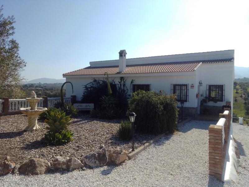 Detached Villa Alhaurín el Grande