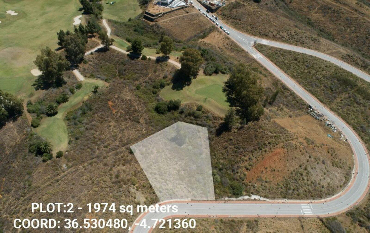 MAGNIFICENT URBAN LAND OF 1974 M2, WITH BUILDABLE 450 M2, LOCATED IN RESERVE LA CALA GOLF, 9. (LA CA,Spain