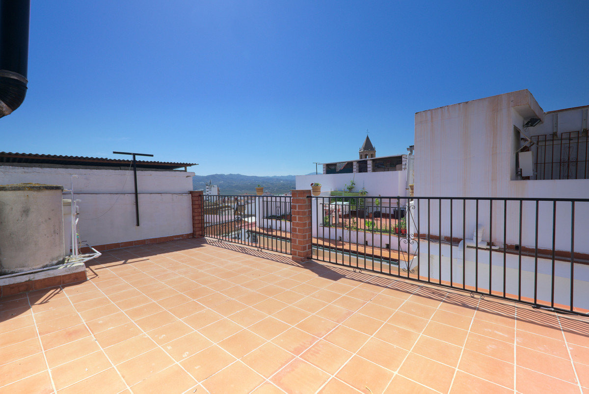 This house in the historic center of Velez Malaga has a total constructed area of 101 square meters.,Spain