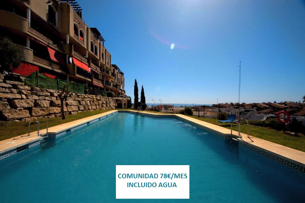 Mijas-Costa, Riviera del Sol, Urbanization Eden Golf Riviera. Luxurious apartment in this famous com, Spain