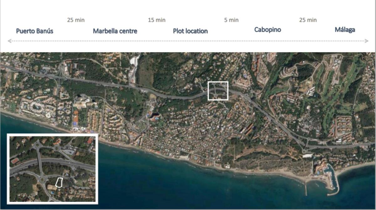 Residential Plot in Bahía de Marbella