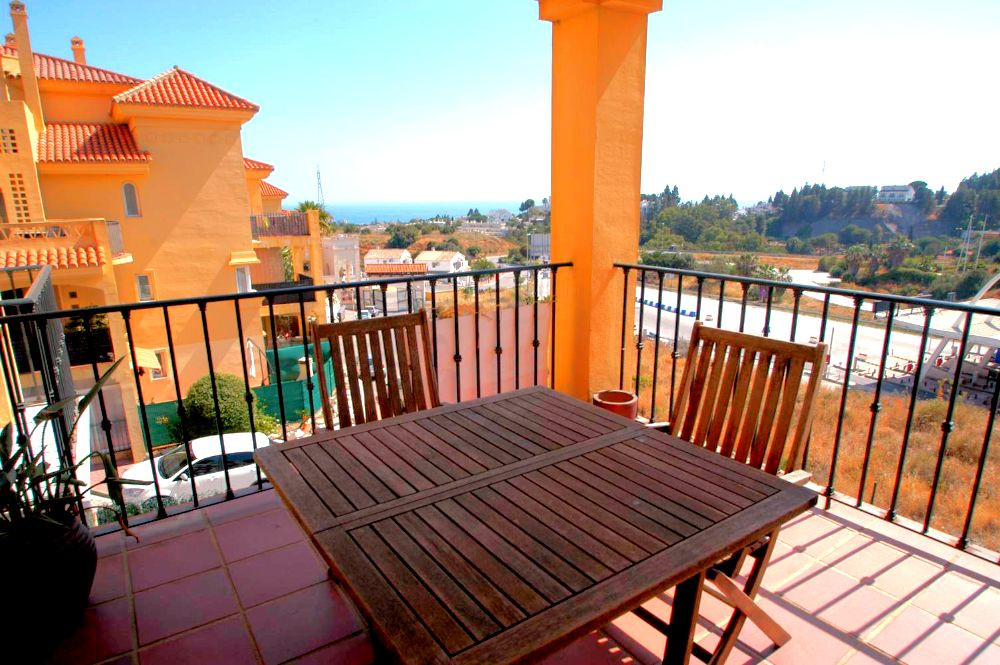Riviera del Sol, Atalayas Riviera Urbanization. Magnificent apartment next to golf course, direct ac, Spain
