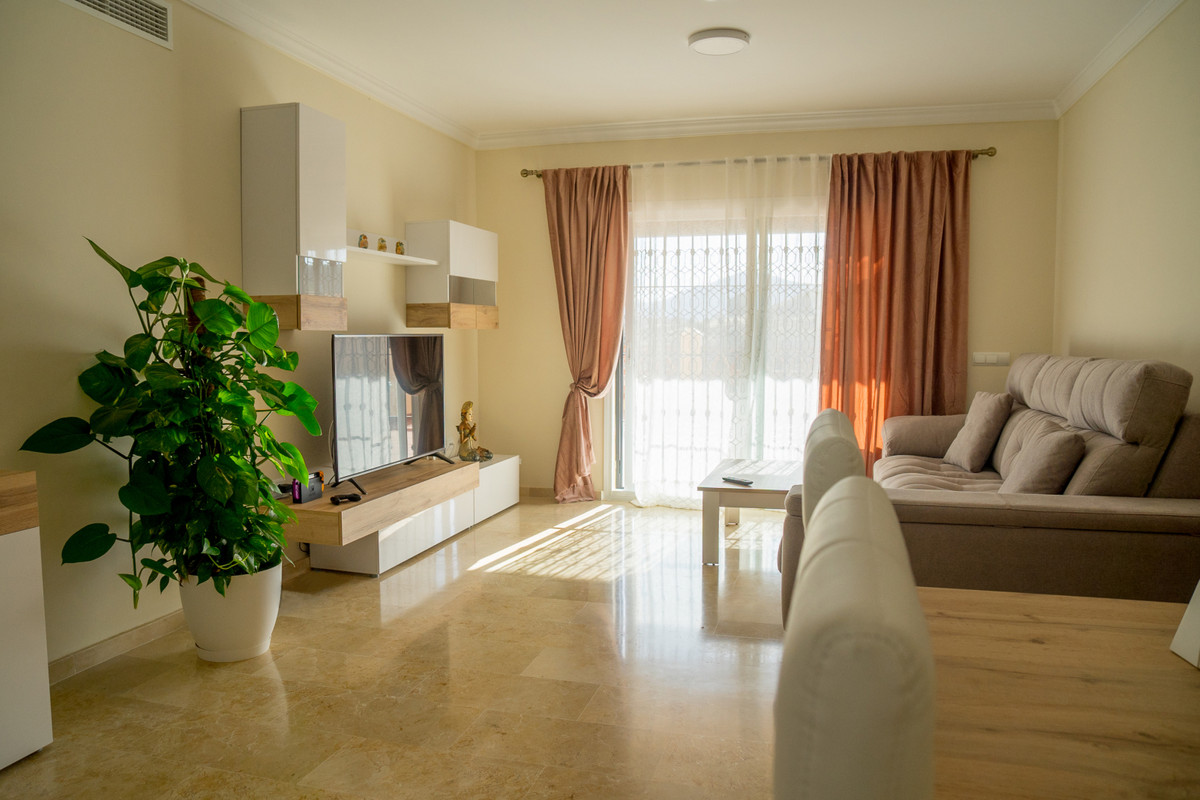 """The property is located next to the golf course, in the gated and quiet urbanization of """"La Con,Spain"""