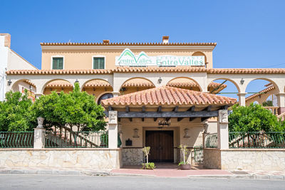 Restaurant very renovated and complying with all current regulations. It is a plot of 1000 m2 in whi, Spain