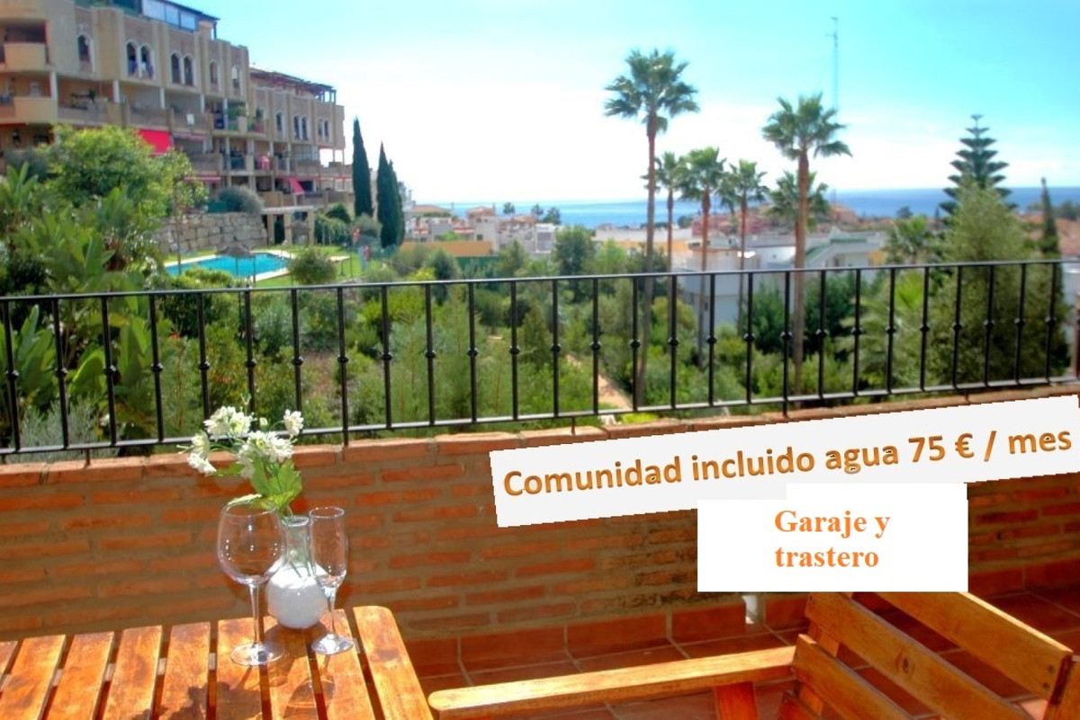 Mijas-Costa, Riviera del Sol. Community included water without limit of consumption 75 euros per mon, Spain