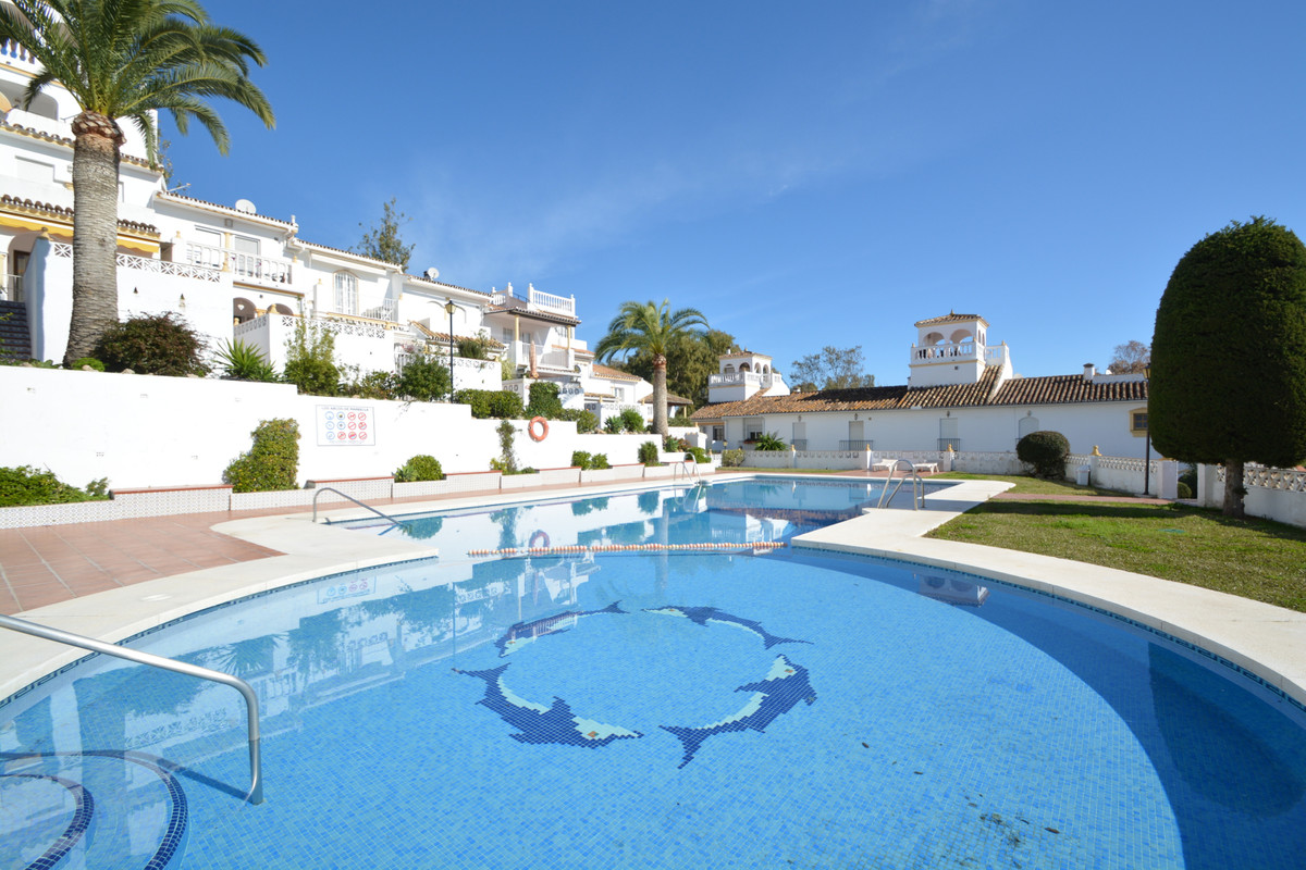 Charming townhouse in one of the best area in Elviria. Residential complex of 24 houses, surrounded , Spain