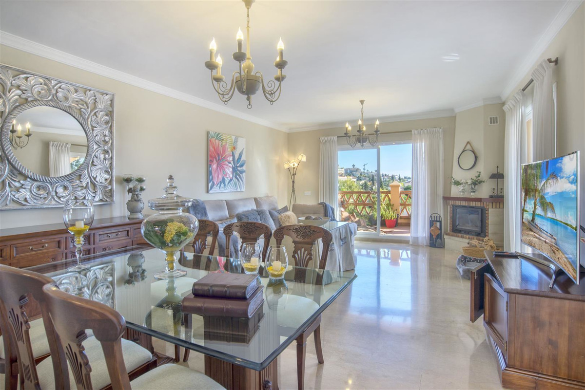 Spectacular couplet in a privileged area of Mijas Golf. Calle Madrid 5, Villa 18. It is located in a, Spain