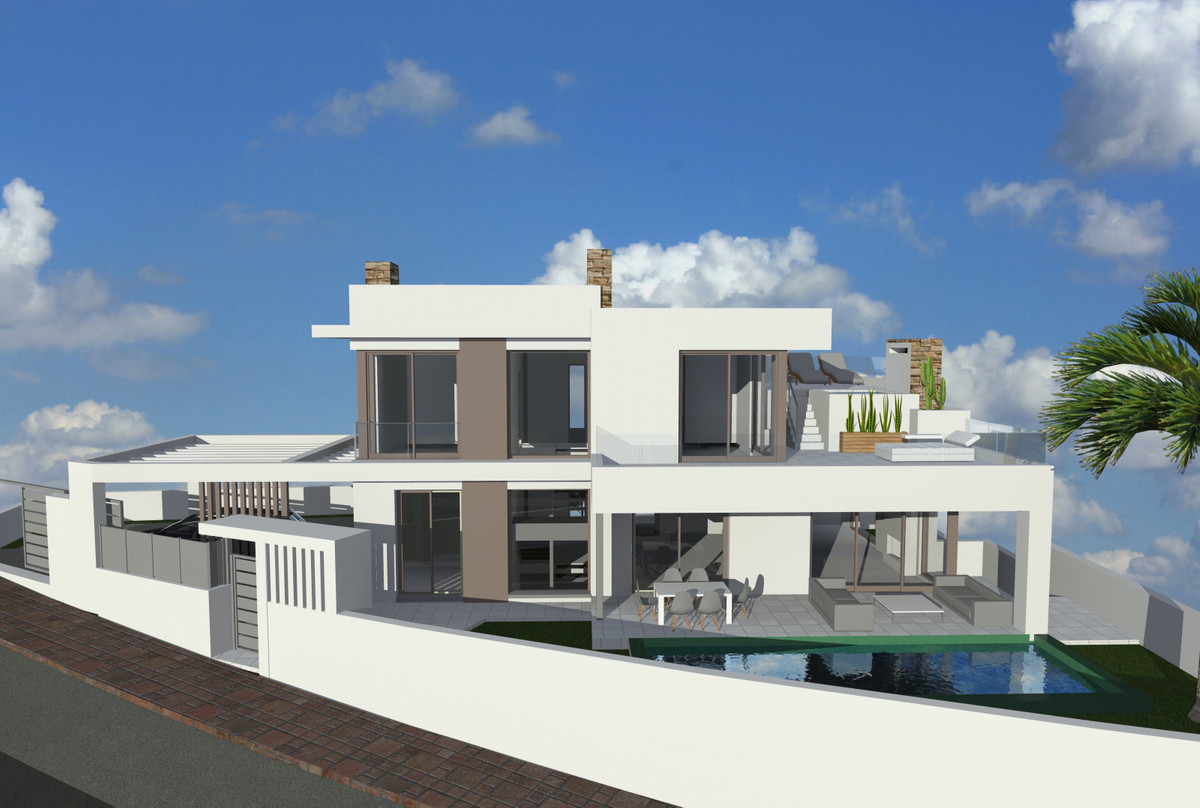 New Development: Prices from € 1,600,000 to € 1,600,000. [Beds: 5 - 5] [, Spain