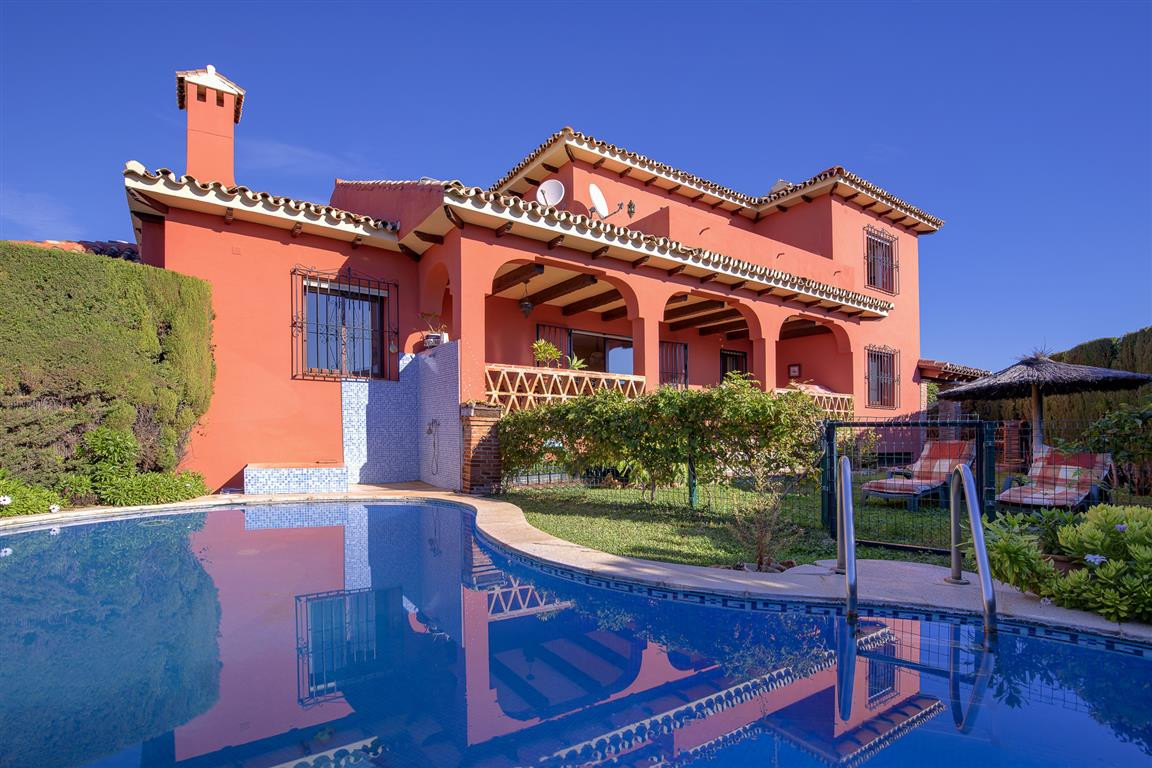 A real jewel in the center of Marbella and taken care of down to the last detail.  The property enjo, Spain