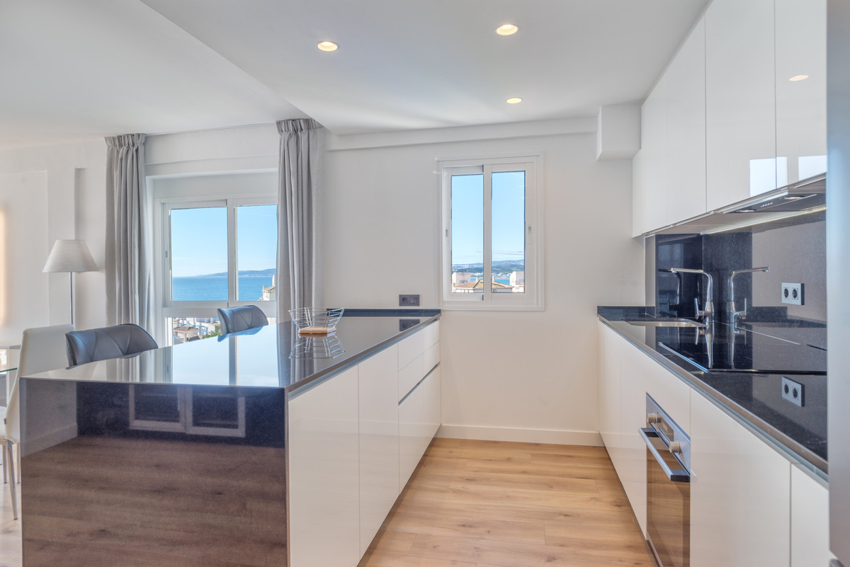 BRAND NEW PENTHOUSE!, LARGE SUNNY TERRACE OVERLOOKING THE SEA, THE FISHING PORT, AND THE MARINA.  TH,Spain