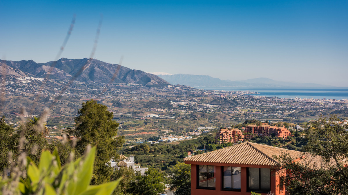 The house is located in the marvellous La Mairena with amazing panoramic sea and mountain views from,Spain