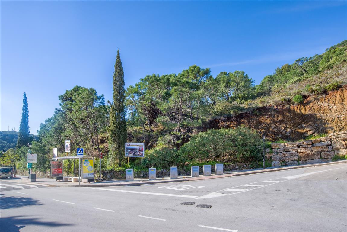 The plot is located in the heart of Benahavis Village, one of the wealthiest in the country offering, Spain