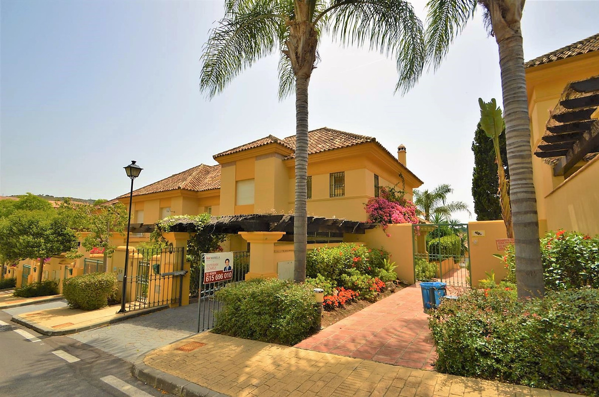 Marbella. Rio Real. Urb. Golf Rio Real Green Life Village. Four bedrooms Villa for sale.  This super, Spain