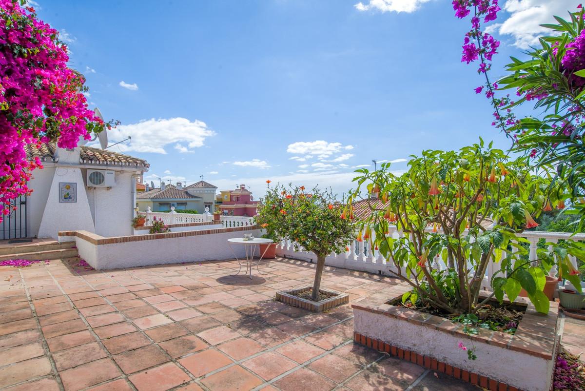 3 Bedroom Villa for sale Benalmadena Pueblo