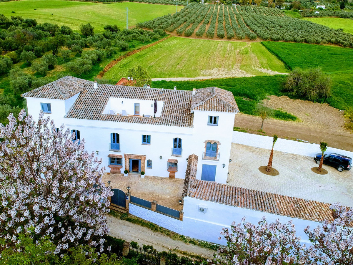 Rural Hotel located in the heart of Andalusia, set in a picturesque location close to Ronda, only 45,Spain
