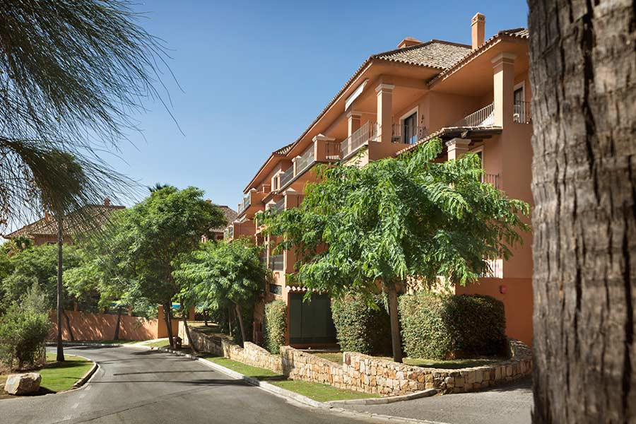 A modern luxury duplex penthouse with three bedrooms located in one of the most exclusive areas of t,Spain