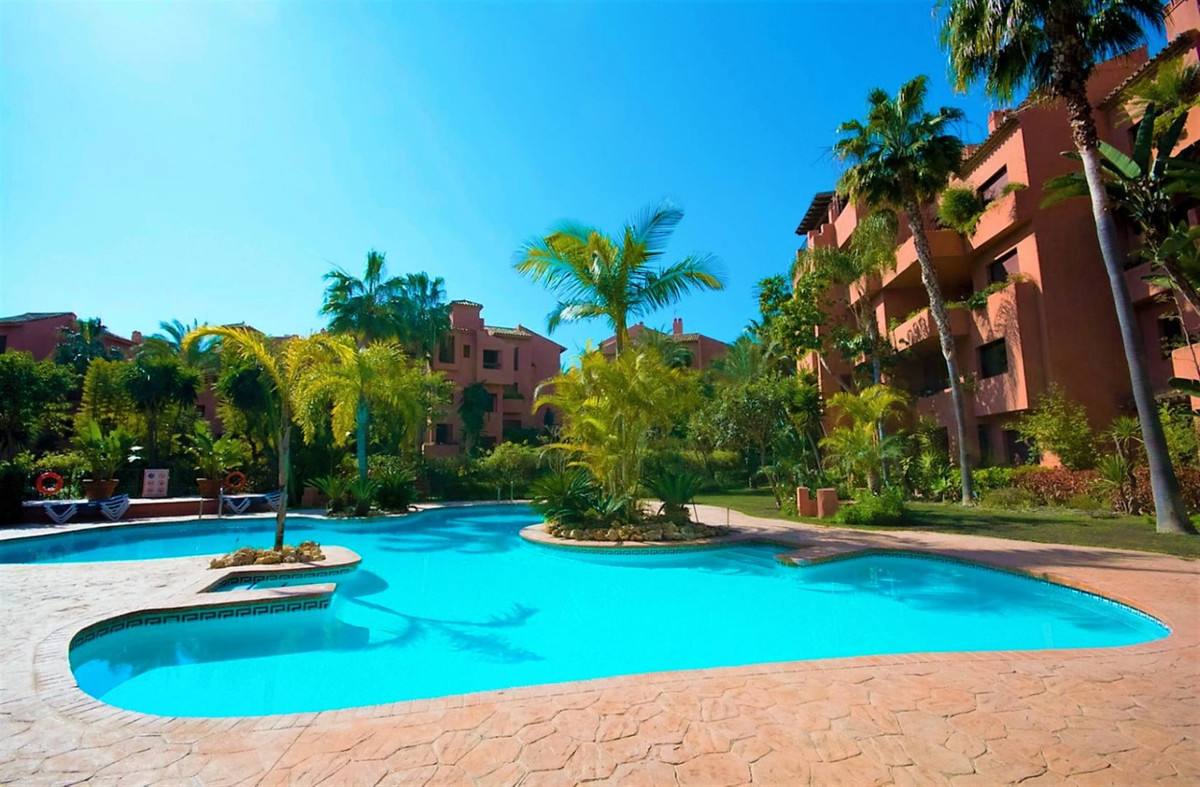 Alicate Playa is one of the most luxurious complex in front of Playa de Marbella next to the Montero,Spain