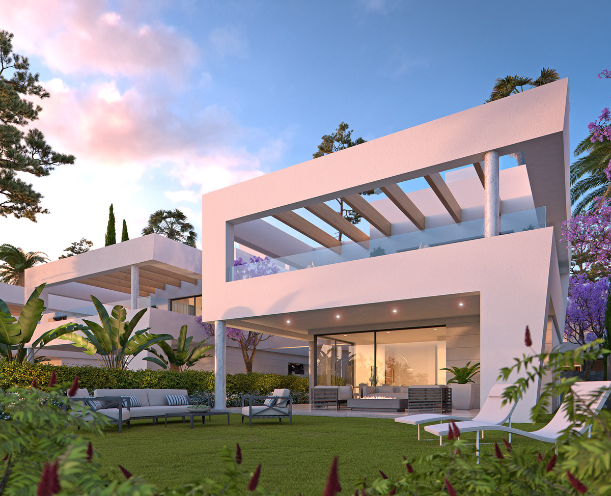 New Development: Prices from € 1,600,000 to € 1,840,000. [Beds: 4 - 4] [Baths: 4 - 4] [Bui,Spain