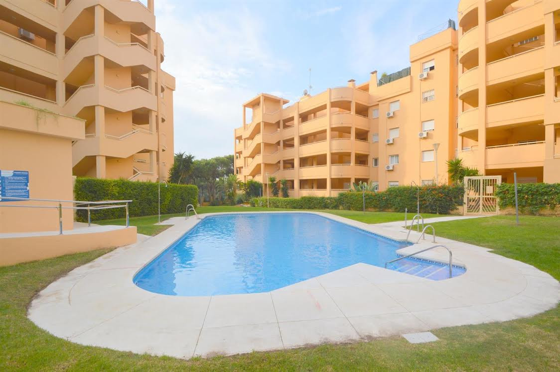 In Urbanization Calahonda Royale, apartment four hundreds meters from the beach. It is located very ,Spain