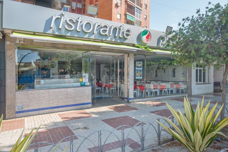 Restaurant in Málaga for sale