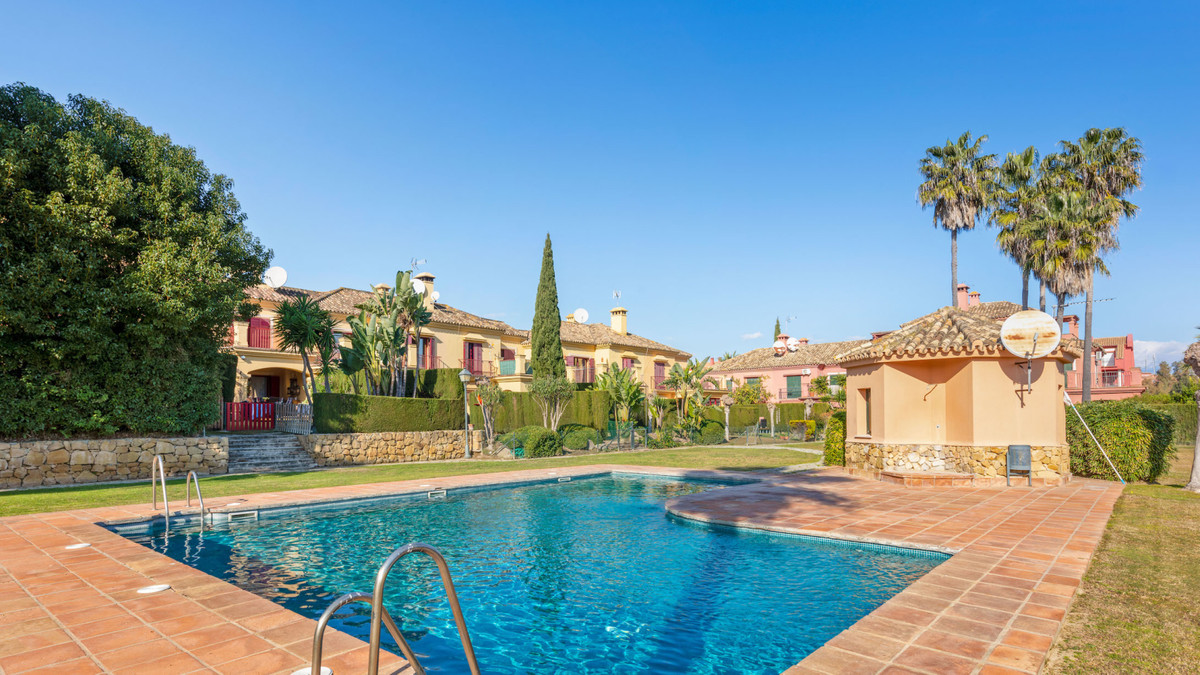 5 Bedroom Terraced Townhouse For Sale Sotogrande