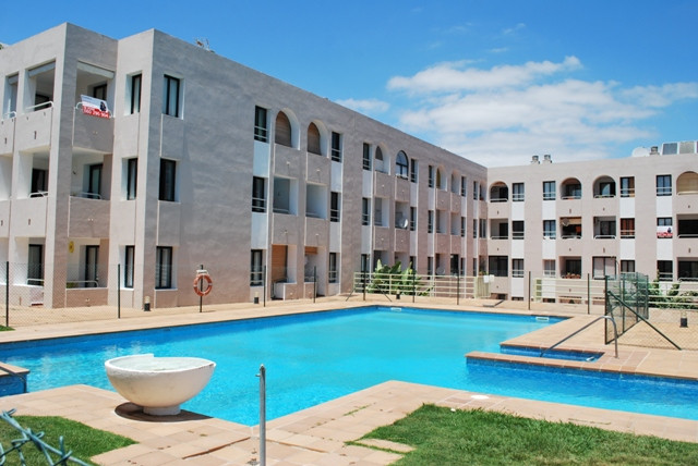 Great 1 bedroom apartment in Sotogrande 1 bedroom apartment, furnished and with garage in Edf. Royal,Spain