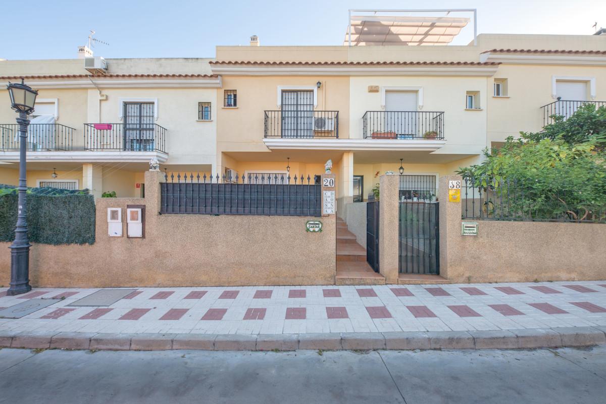 4 bedroom townhouse for sale torremolinos