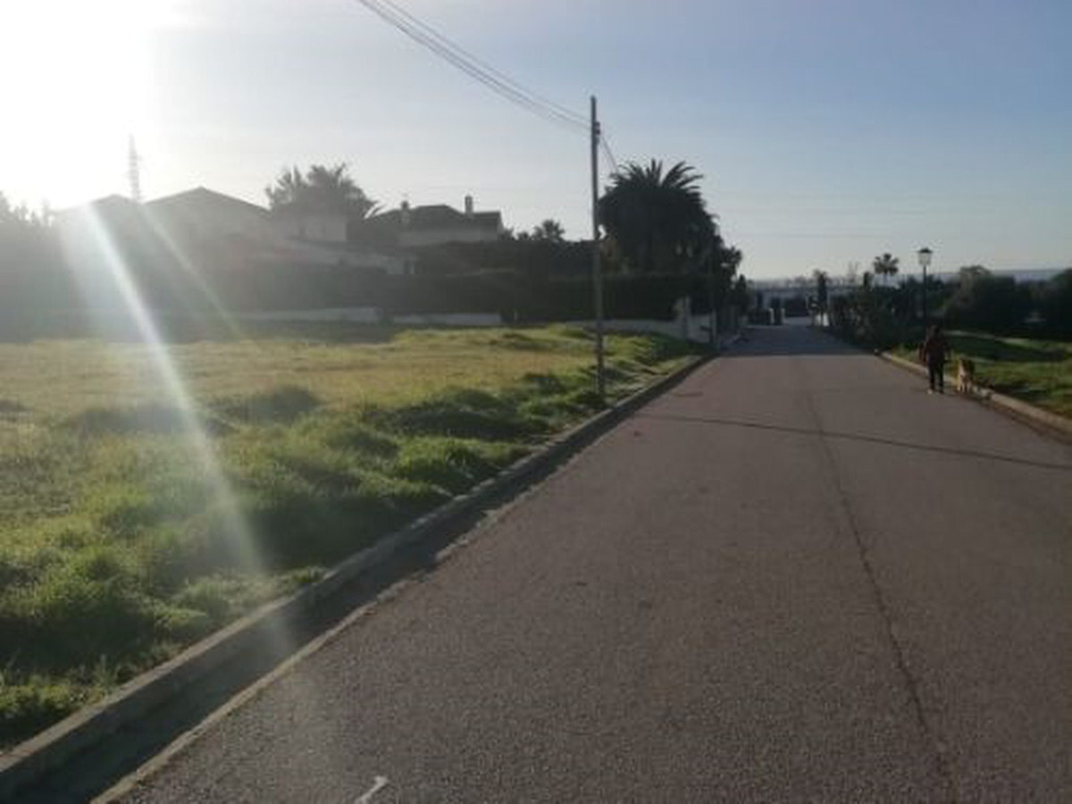 Two urban plots are sold in the Bel Air area with sea views of 1425 square meters each, with the pos, Spain
