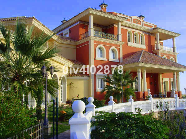 This very spacious villa is situated in Torrequebrada and is fitted with the finest quality material,Spain