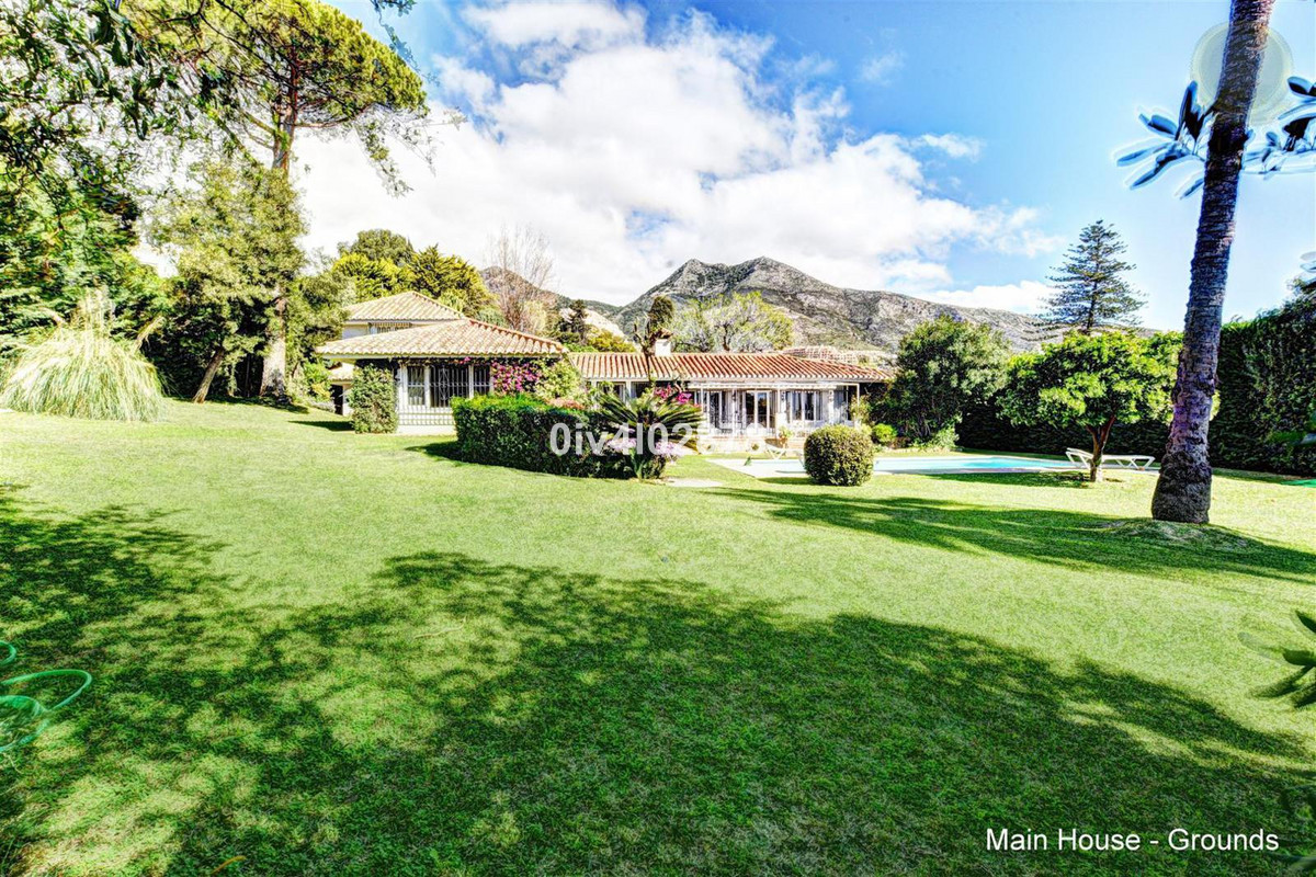 A rare investment opportunity for a splendid double plot located in one of the most prestigious and ,Spain