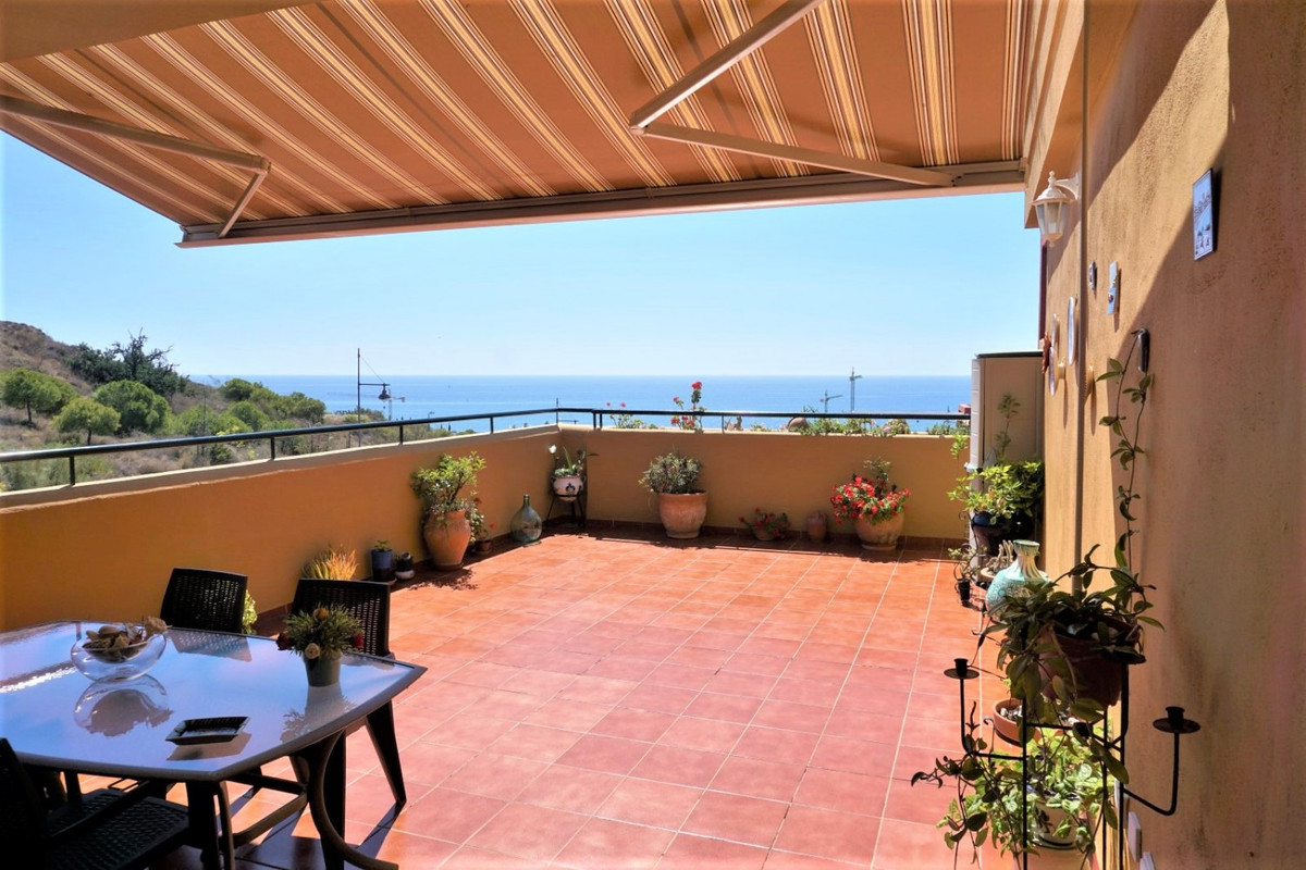 At 300 meters from the beach, with spectacular panoramic views of the Mediterranean Sea and facing s,Spain