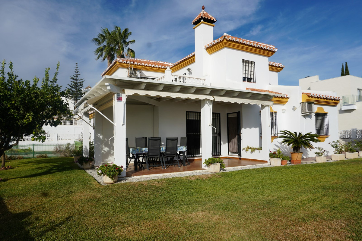 Sale, Villa, Mezquitilla, Malaga, Andalusia If you are looking for an independent house, with good a, Spain
