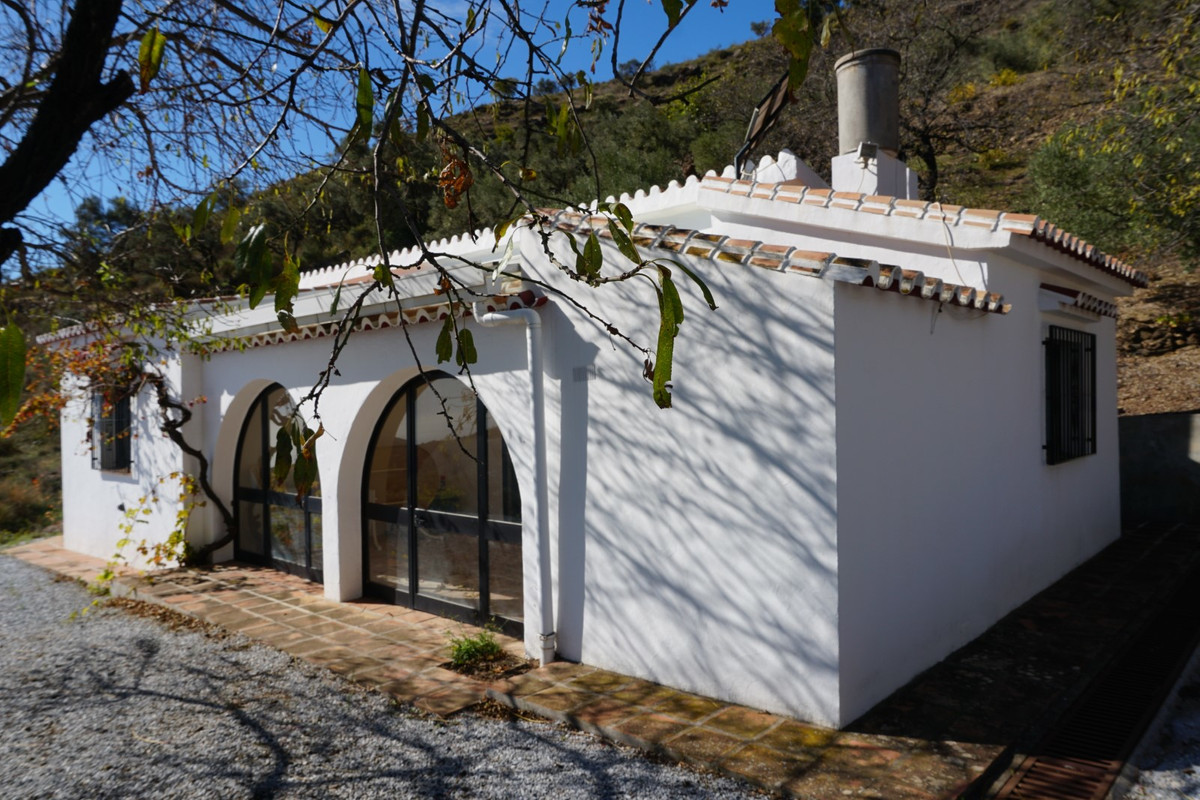 Sale, Country House, Competa, Malaga, Andalusia  A charming, small country house with unobstructed v, Spain