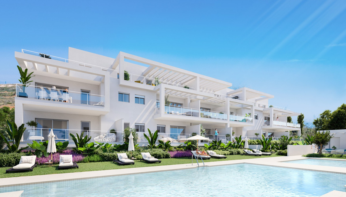This is a project designed to enjoy a privileged environment of coast and the climate of Rincon de l,Spain