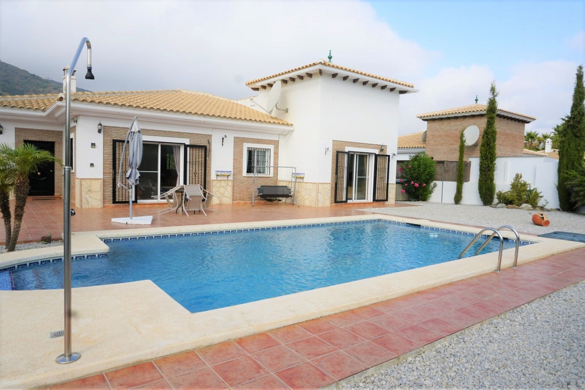 Sale,Villa,Arenas,Malaga,Andalusia Beautiful and spacious villa, easy access and only 5 minutes from, Spain