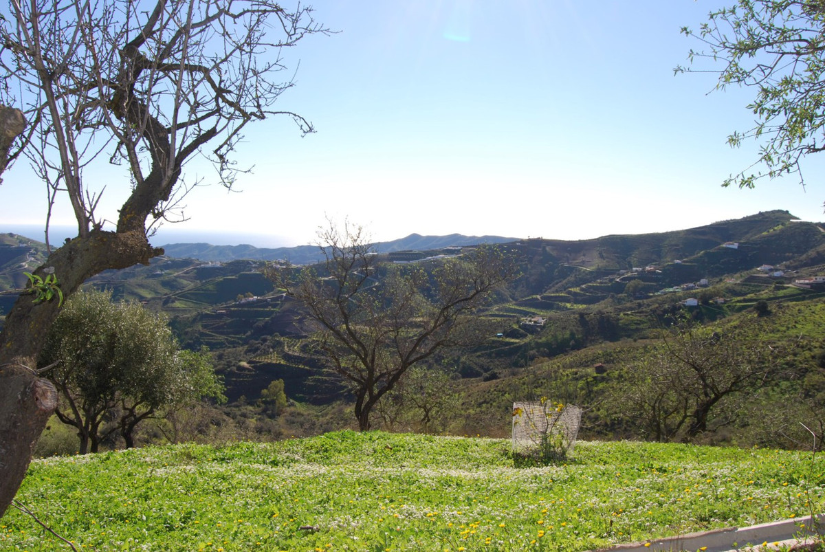 Finca Iznate  Finca witch 3hectares and stunning panoramic views  The finca has a building on it of , Spain